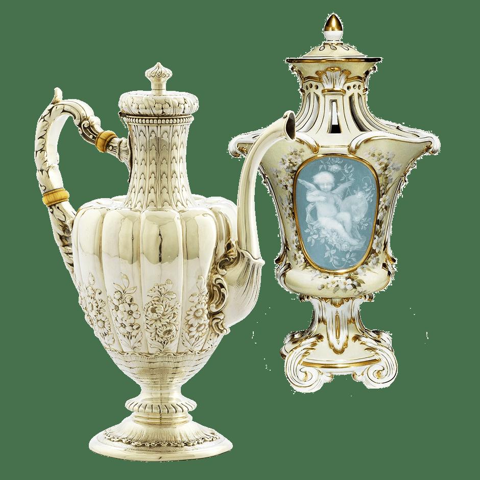 Фарфор, стекло, керамика