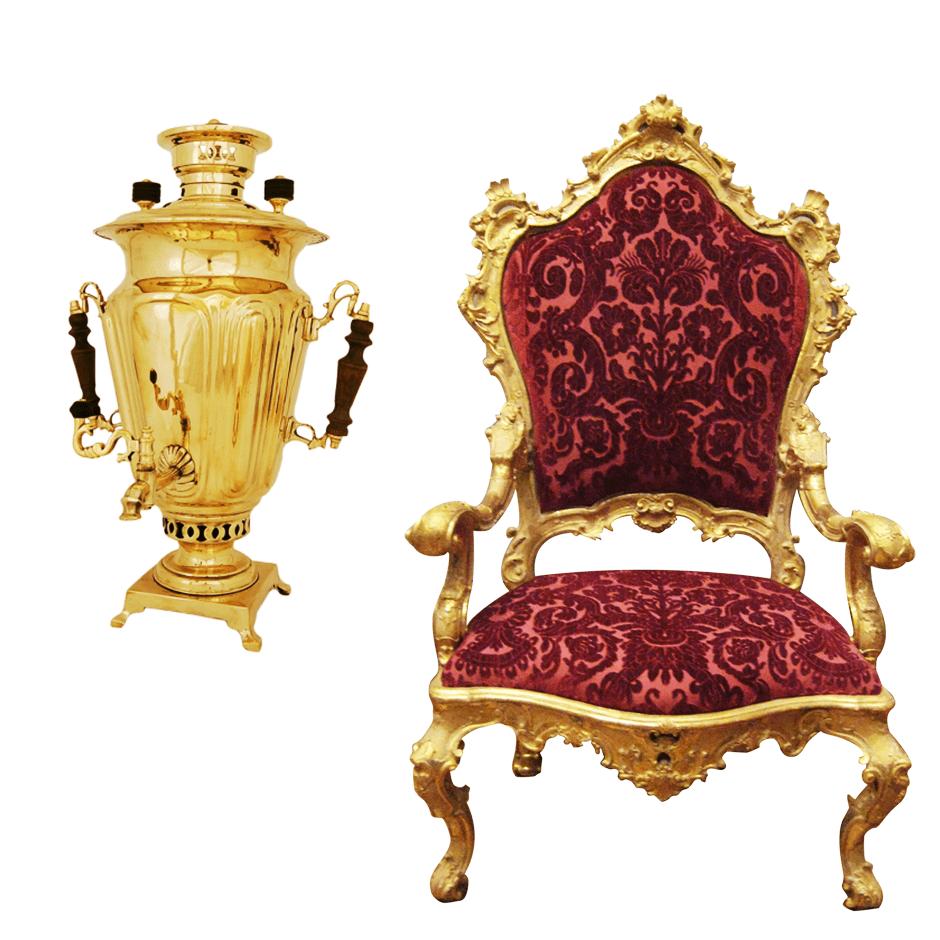 Мебель и предметы быта